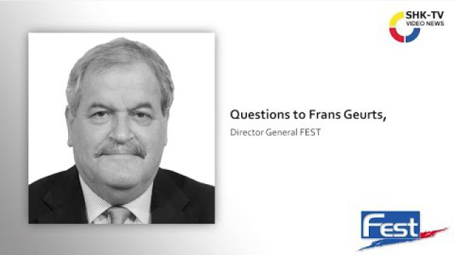Embedded thumbnail for Questions to Frans Geurts