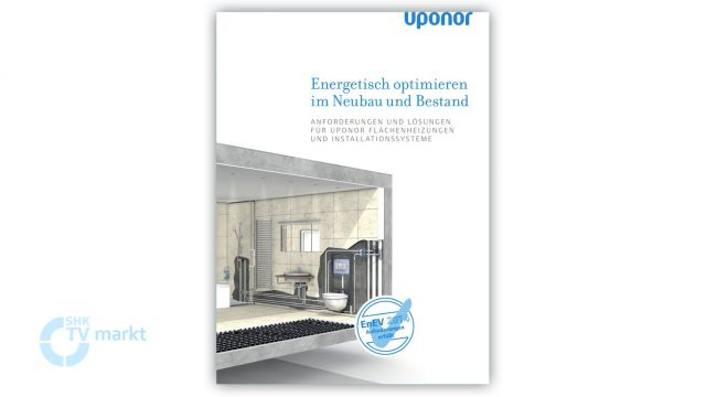 Embedded thumbnail for Uponor-Broschüre: Lösungen nach EnEV 2014