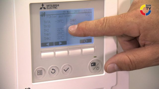Embedded thumbnail for Mitsubishi Electric: Basisfunktionstest