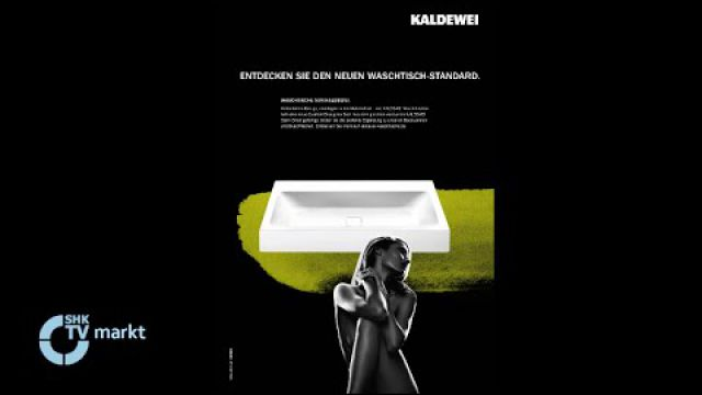 Embedded thumbnail for Kaldewei: Werbeoffensive