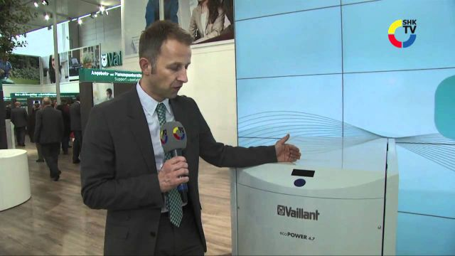 Embedded thumbnail for Vaillant: Mini-BHKW ECOPOWER Serien 3.1 und 4.7