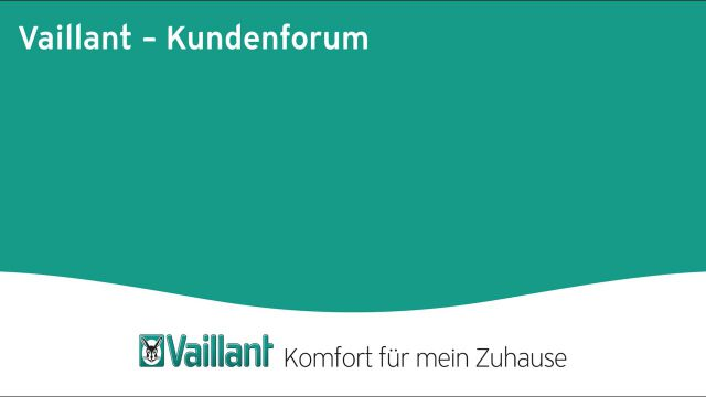 Embedded thumbnail for Kundenforum von Vaillant