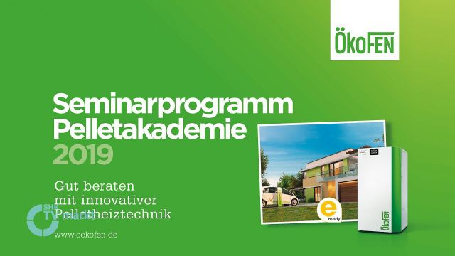 Embedded thumbnail for ÖkoFEN: Pelletakademie 2019