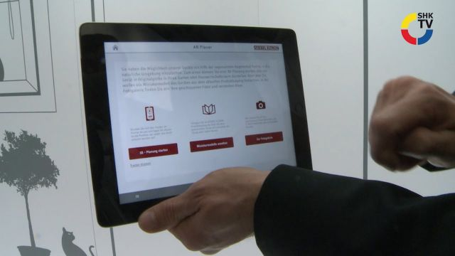 Embedded thumbnail for Stiebel Eltron: Augmented Reality