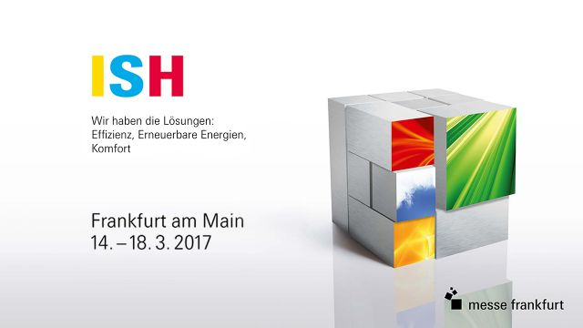 Embedded thumbnail for ISH 2017 in Frankfurt