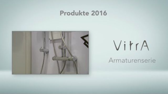 Embedded thumbnail for VitrA: Armaturenserie