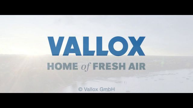 Embedded thumbnail for Vallox GmbH