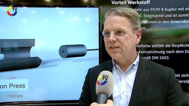 Embedded thumbnail for Interview mit Martin Gerlach von KME