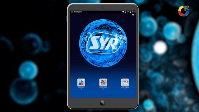 Embedded thumbnail for SYR App