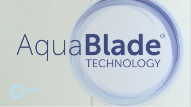 Embedded thumbnail for Ideal Standard: AquaBlade