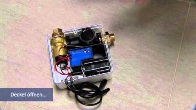 Embedded thumbnail for GROHE: Montage Power Box