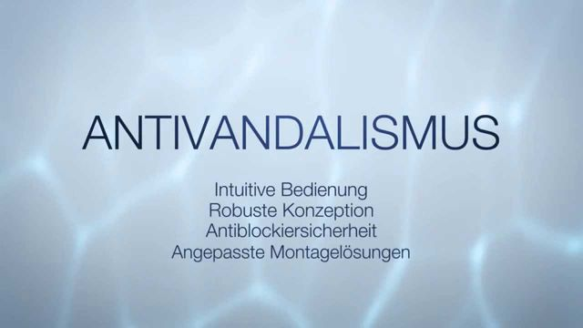 Embedded thumbnail for Kuhfuss Delabie: Antivandalismus