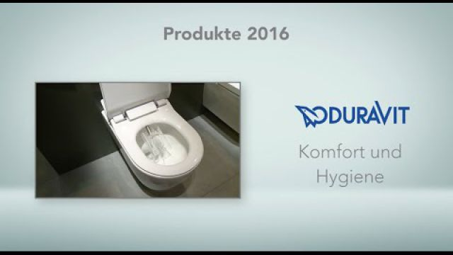 Embedded thumbnail for Komfort und Hygiene