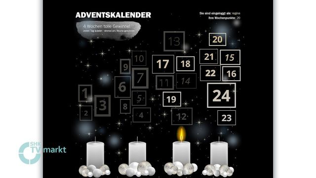 Embedded thumbnail for Mit Kaldewei in den Advent