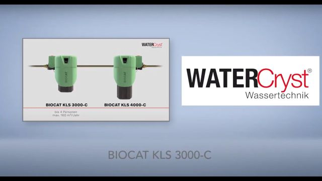 Embedded thumbnail for BIOCAT KLS 3000-C