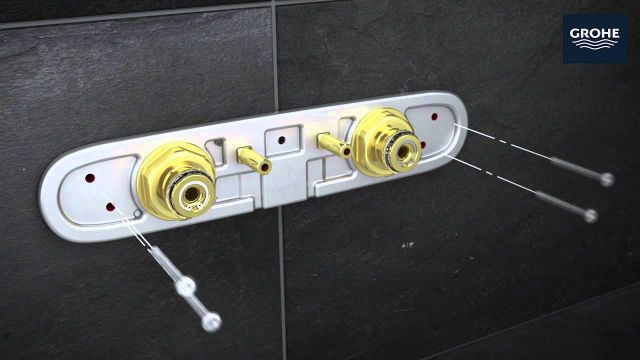 Embedded thumbnail for Grohe: Rainshower SmartControl