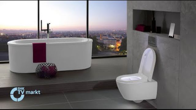 Embedded thumbnail for Villeroy & Boch: WC-Sitz ViSeat