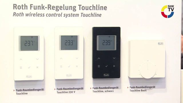 Embedded thumbnail for Roth: EnergyLogic Touchline