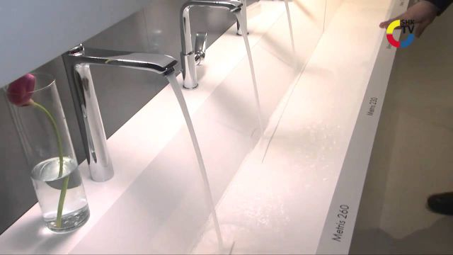 Embedded thumbnail for Hansgrohe: Armaturenserie Metris