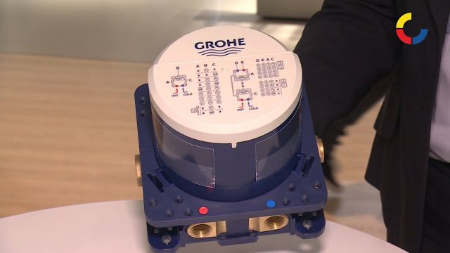 Embedded thumbnail for SmartControl Box von Grohe
