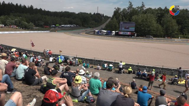 Embedded thumbnail for BWT gibt Gas am Sachsenring