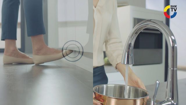 Embedded thumbnail for Grohe: Minta Touch & FootControl