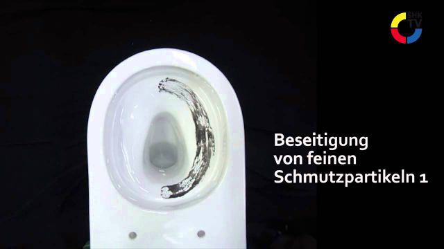Embedded thumbnail for TOTO: WC-Spülung Tornado Flush