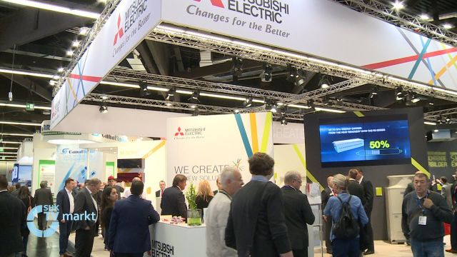 Embedded thumbnail for Klima, Kälte, Wärme: Fachmesse Chillventa